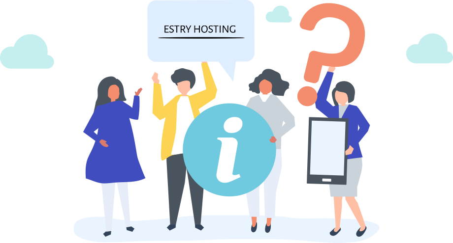 Estry Web hosting